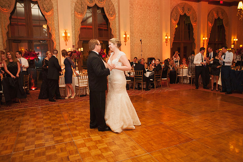 Allison and Chris's Wedding at the Country Club of Orlando - Orlando, FL - Michele Butler Events - Sarah Bray Photography
