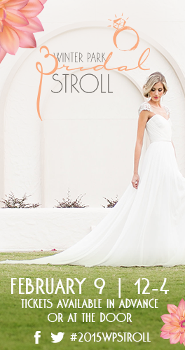 The Winter Park Bridal Stroll